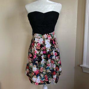 Strapless Spring/Summer Dress
